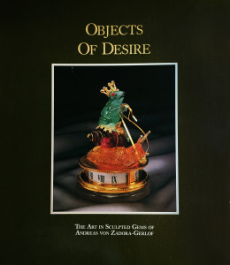 Objects of Desire Book Cover